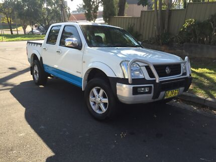 2005 Holden Rodeo Blacktown Blacktown Area Preview