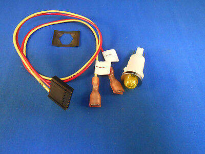 250067-001 Led Lamp Kit Lamp 24v 12w Wire Lead Approx. 15 34 New Old Stock