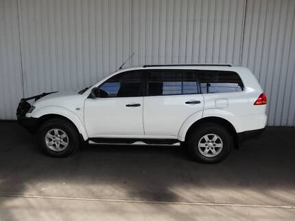 Mitsubishi Challenger 2011 4x4 Turbo Diesel Wagon Hampstead Gardens Port Adelaide Area Preview