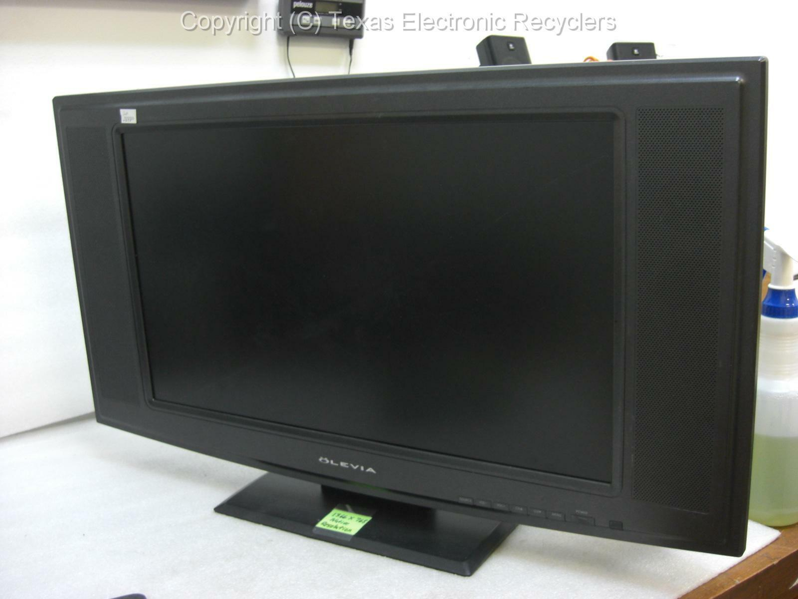 "Syntax Olevia lt27hvx 27"" LCD Multi-Media Display"
