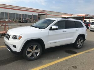 2014 Jeep Grand Cherokee - Limited