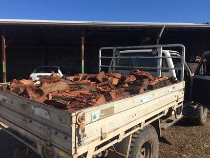 IRONBARK-FIREWOOD-Young Man With a Ute. Lower Belford Singleton Area Preview