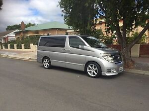 2003 Nissan elgrand St Morris Norwood Area Preview