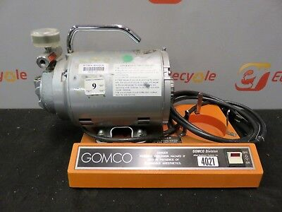 Gomco 4021 General Purpose Aspirator Suction Vacuum Pump Medical Lab Dental