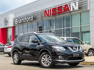 2014 Nissan Rogue SV AWD FAMILY TECH