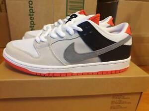 Nike SB Dunk Low Orange Label White Gum On Sale CD2563 100