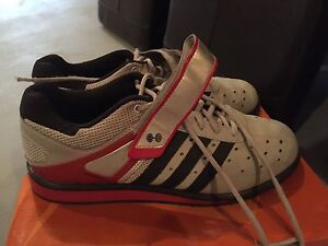 Adidas power perfect weightlifting shoe