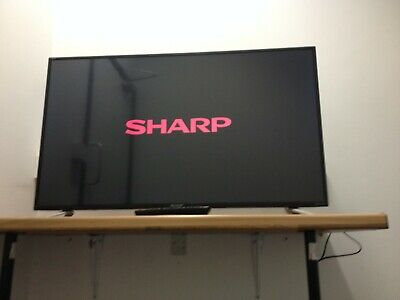 Sharp 43 Inch Smart Full HD LED TV with Freeview HD (9069139)