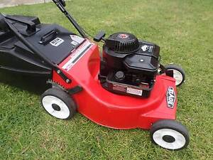 ROVER MOWER with CATCHER Werribee Wyndham Area Preview