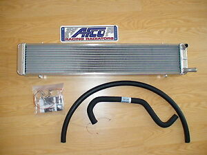 03-04 Cobra AFCO double dual pass air to water  heat exchanger intercooler SVT