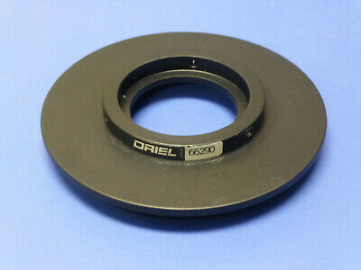 Newport Oriel 66290 Step-down Flange Adapter 3 M To 1.5 F