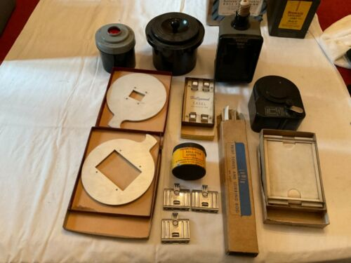 Vintage Darkroom Equipment