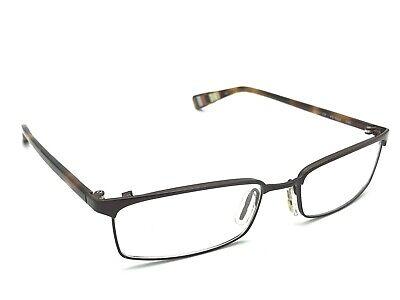 Paul Smith PS-1002 Women's Brown Tortoise Rectangular Eyeglasses 54-17 135 Japan