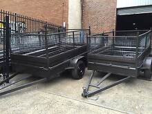 8X5 HIGH SIDE WITH THE CAGE 600MM ONE YEAR  NSW REGO FREE Smithfield Parramatta Area Preview