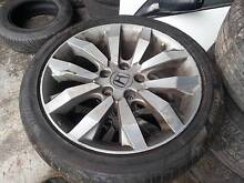 Set of wheels(215/45R17-5 nos) are available for 2007 Honda Civic Brisbane Region Preview