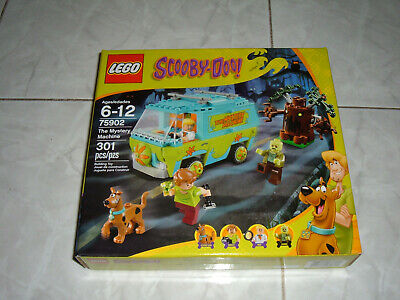 New in Box LEGO SCOOBY-DOO THE MYSTERY MACHINE 75902