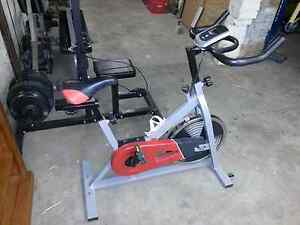 Spin bike exercise bike Padstow Heights Bankstown Area Preview