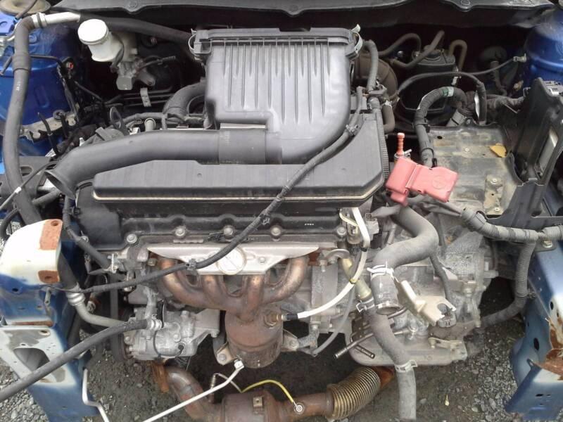 Wrecking Suzuki Swift 2013 Engine Gearbox Door Guard RH