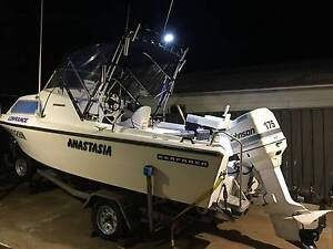 Seafarer fishing n leasure boat for sale Revesby Bankstown Area Preview