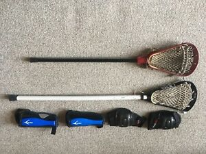 Lacrosse sticks,Tennis Raquet,Large Tower gearbag with wheels