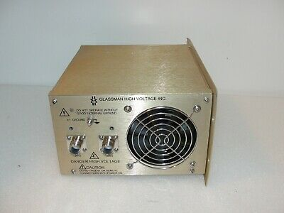 Glassman High Voltage Power Supply Psex010p02.5