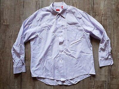 Izod Herren Hemden (Herren Hemd IZOD Gr. XL helllila wie neu)