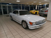 Mercedes-Benz 450 SLC AMG Optik