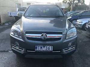 2008 Holden Captiva Wagon 7 SEATER / DIESEL Campbellfield Hume Area Preview
