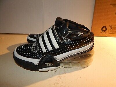 official photos 1c83c d03fd Adidas Bounce TS Commander Basketball Shoes Mens 8