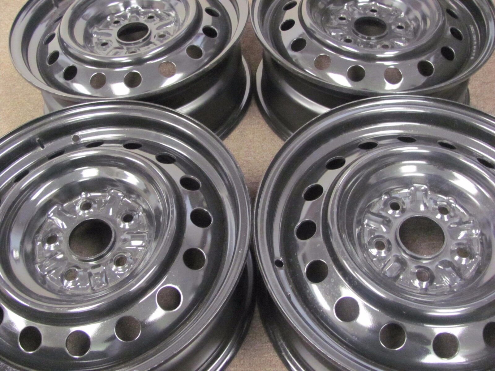 Used Toyota Camry Wheels For Sale With Bbs Rims 16 Avalon Sienna Solara Oem Steel 16x6 1 2 2002 2006