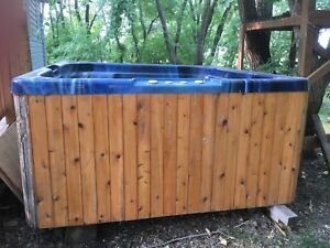 Pending pick up. Project Hot Tub
