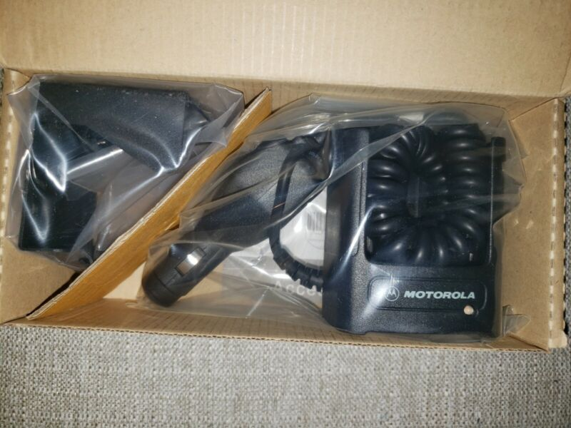 Motorola Travel Car Charger for XTS5000