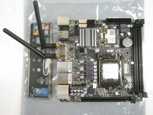 Gigabyte GA-H77N-WiFi Rev: 1.0 Mini-ITX Motherboard With Core i3-3225 3.3GHz CPU