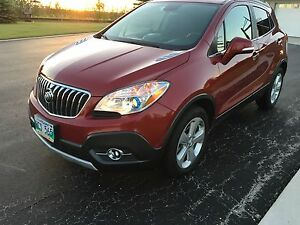 2015 Buick Encore all wheel  drive only 63000 km