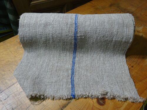 A Homespun Linen Hemp/Flax Yardage 11 Yards x 20