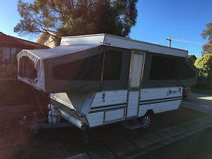 Jayco Swan 1994 Camper trailer Flynn Belconnen Area Preview
