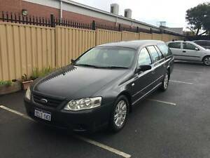 2007 Ford Falcon FUTURA Automatic Wagon St James Victoria Park Area Preview
