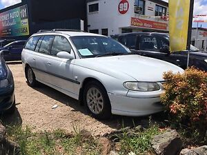 Holden berlina station wagon! Back packer special Granville Parramatta Area Preview