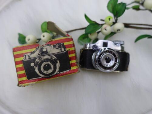 Vintage Crystar Mini Spy Camera Made in Japan /w teared Box
