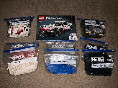 LEGO 42096 Technic Porsche 911 RSR 1580 Pieces