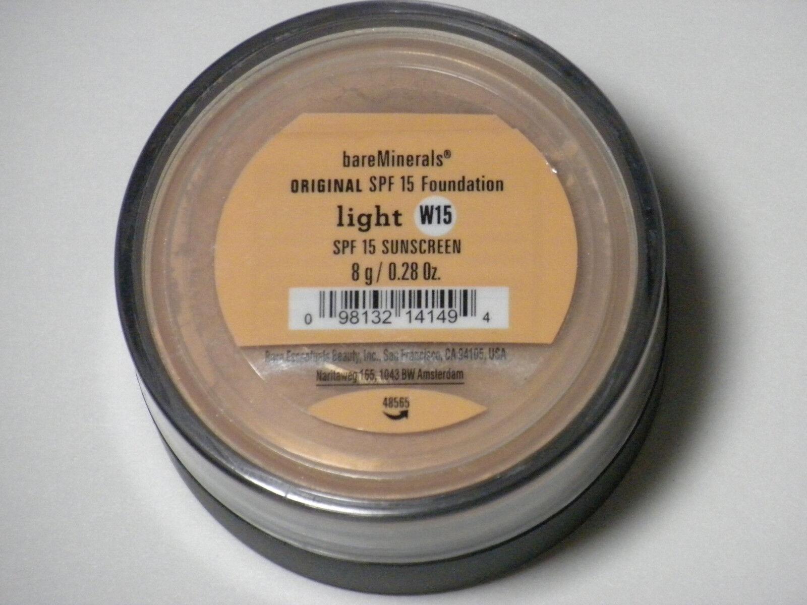 Bare Escentuals: bare Minerals Original Foundation  LIGHT