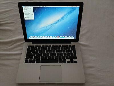 """Apple MacBook Pro 13"""" A1278 2008 Core2 Duo 2,0GHz 4GB 320GB segunda mano  Embacar hacia Argentina"""
