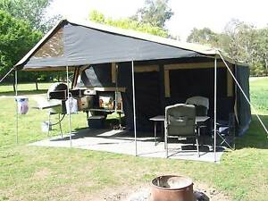 Complete Campsite Spence Belconnen Area Preview