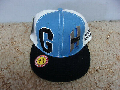 849b7cd1ec0 Nego League NLBM Homestead Grays Josh Gibson Fitted Hat Size NWT 7 5 8 NICE  25