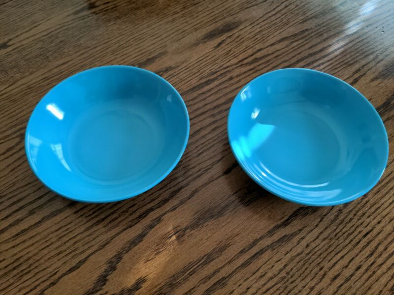 North Star Vintage Turquoise Bowls Set Of 2 (#4)