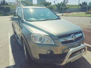 Holden Captiva 7 seater 2010 auto from $47 per day   33c/km