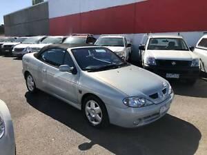 2003 Renault Megane PRIVILEGE Automatic Convertible Lilydale Yarra Ranges Preview
