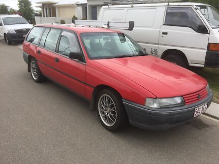 1990 Holden commodore wagon vn