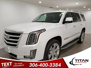 2016 Cadillac Escalade Premium|Bose|DVD|8 Pass|4x4|Leather