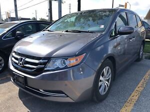 2016 Honda Odyssey EX-L, low mileage in great condition